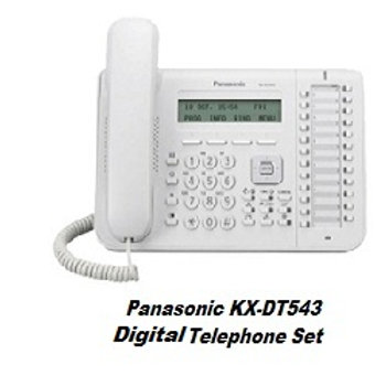 Panasonic KX-DT543 Digital Telephone Set