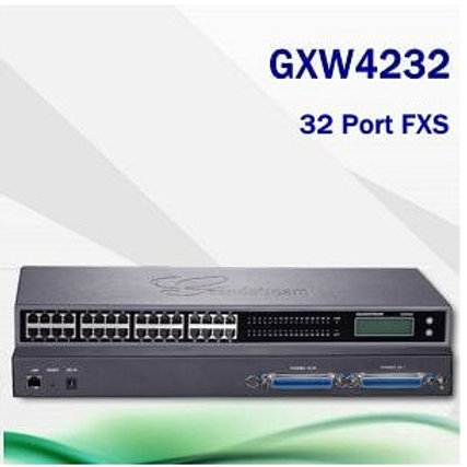 Grandstream GXW4232  32 Port FXS Gateway