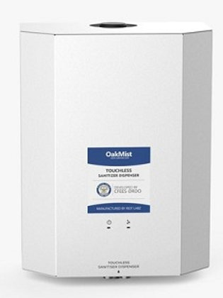 OakMist 5 Lts: Touchless Sanitizer Dispenser