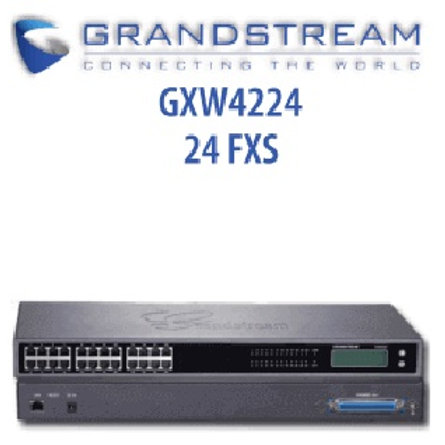 Grandstream GXW4224  24 Port FXS Gateway