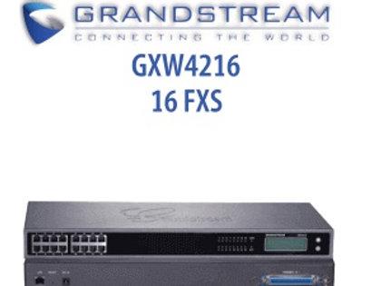 Grandstream GXW4216 16 Port FXS Gateway