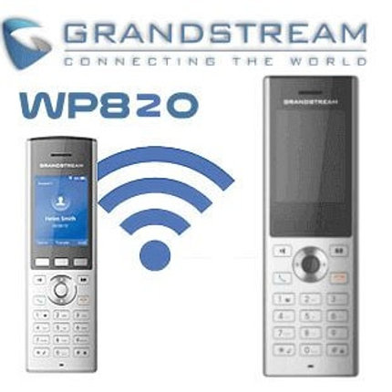 WP820 (Portable WiFi phone)