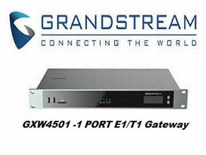 Grandstream GXW4501 E1/T1 Digital Gateway