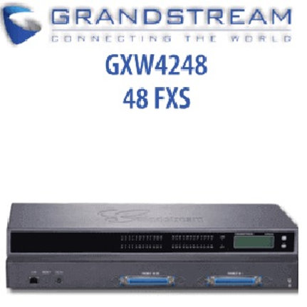 Grandstream GXW4248 48 Port FXS Gateway