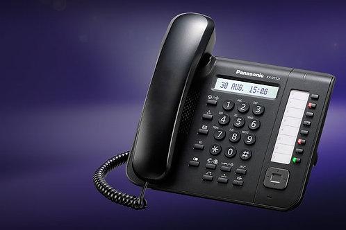Panasonic KX-DT521(Digital Phone with 1 Line Display & 8FF Keys)