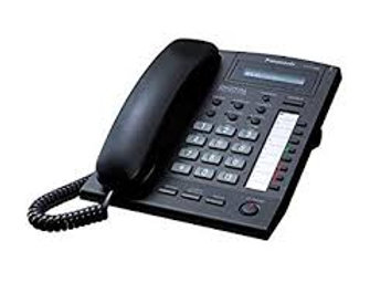 Panasonic KX-7665(Digital Phone with 1 Line Display & 8FF Keys)