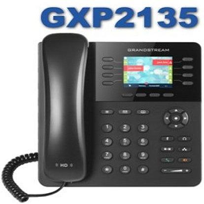GRANDSTREAM-GXP2135(8 Lines, 4 SIP Accounts, PoE + GigE,)