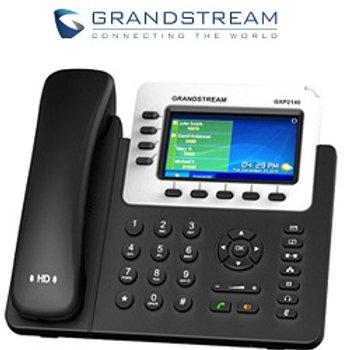 GRANDSTREAM-GXP2140(4 Lines, 4 SIP Accounts, PoE + GigE,)