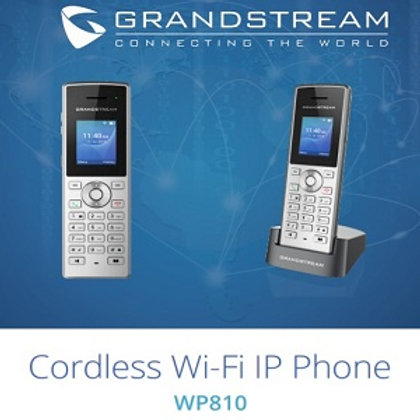 WP810  (Portable Wi-Fi IP phone)