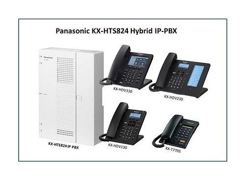 Panasonic Hybrid IP-PBX HTS-824BX