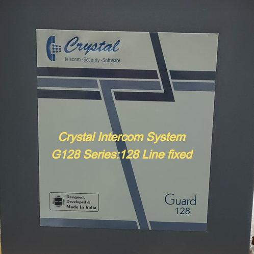 CRYSTAL G128 FIXED INTERCOM SYSTEM