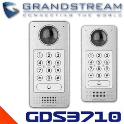 Grandstream GDS3710 Video Door System