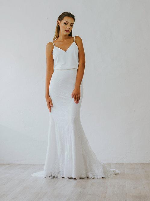 Lace skirt Vilma 922