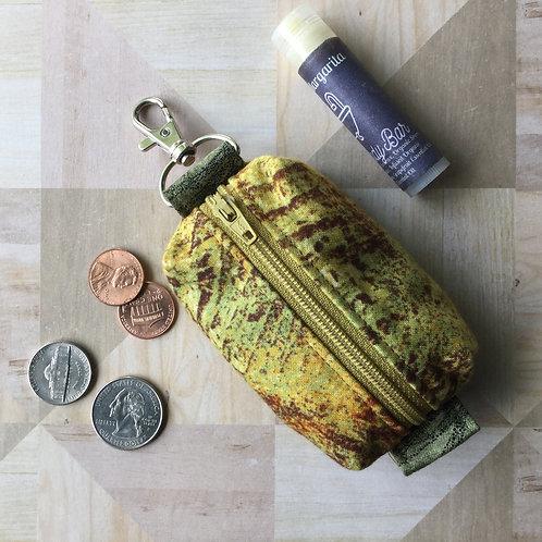 Mini clip pouch - forest