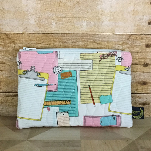 Zip pouch - clipboards