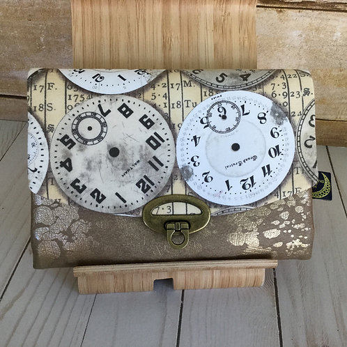 Boon wallet - timepiece