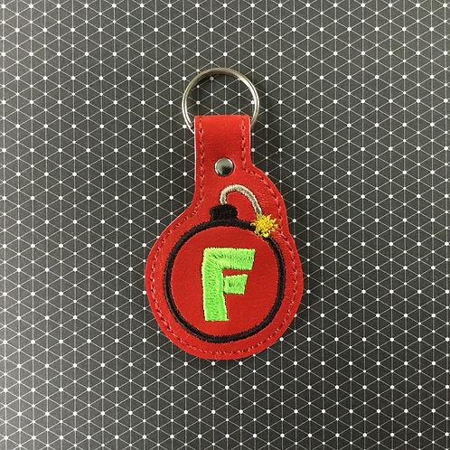 F-bomb keyfob