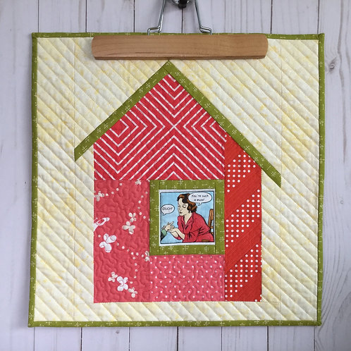 Motherly Affection wall hanging