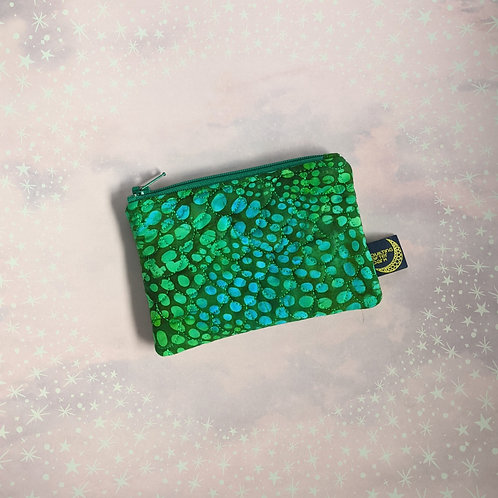 Card pouch - dragon scales