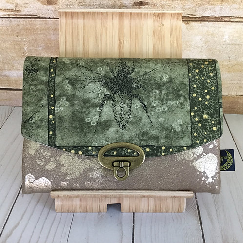 Boon wallet - forest insects