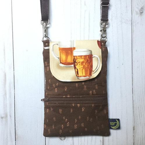 Phone crossbody - beer steins