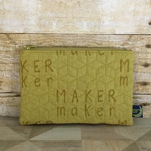 Zip pouch - maker