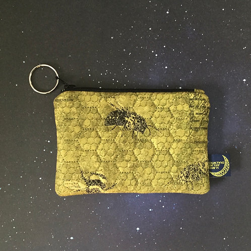 Card pouch - honeybee