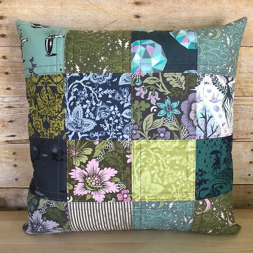 Poisons and Potions pillow cover