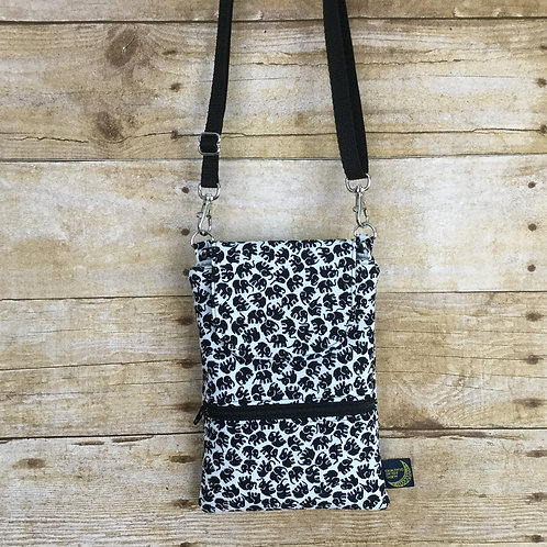 Phone crossbody - tiny elephants