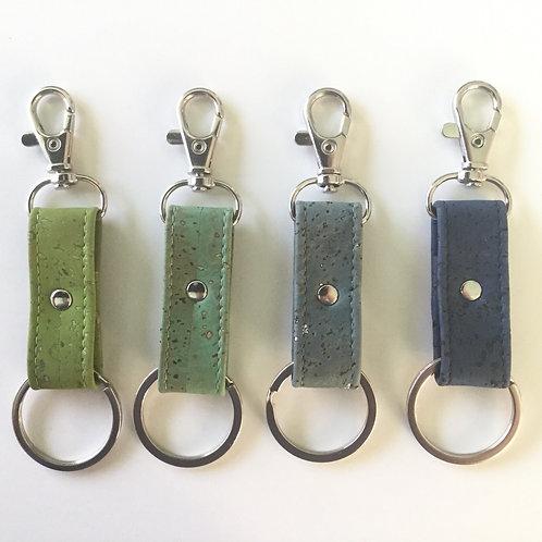 Cork Key Clip