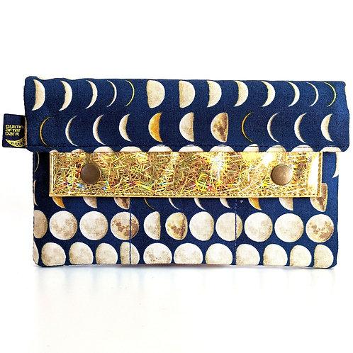 Royal Moons minimalist wallet