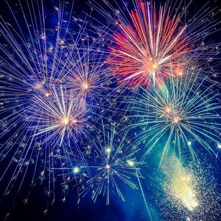 10 Fireworks Displays for the Fourth of July 2021