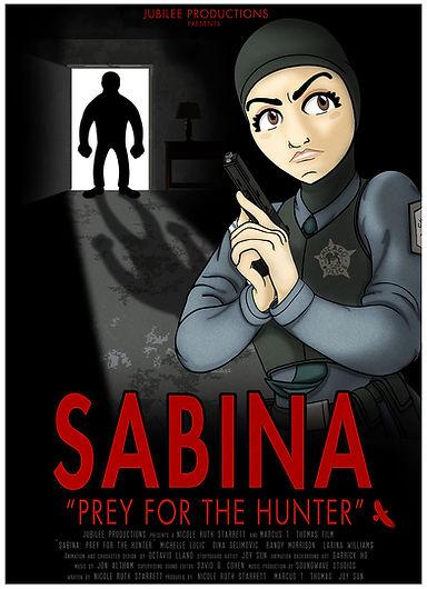 Sabina Official Poster