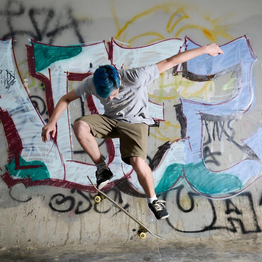 Skate - CE1 au CM2