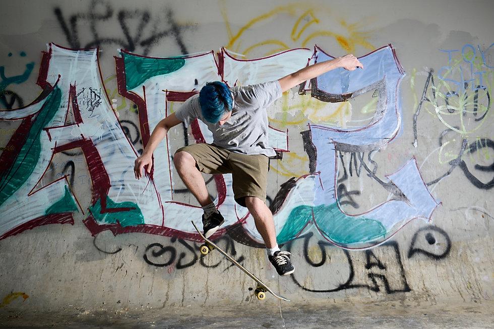 Truques patinador