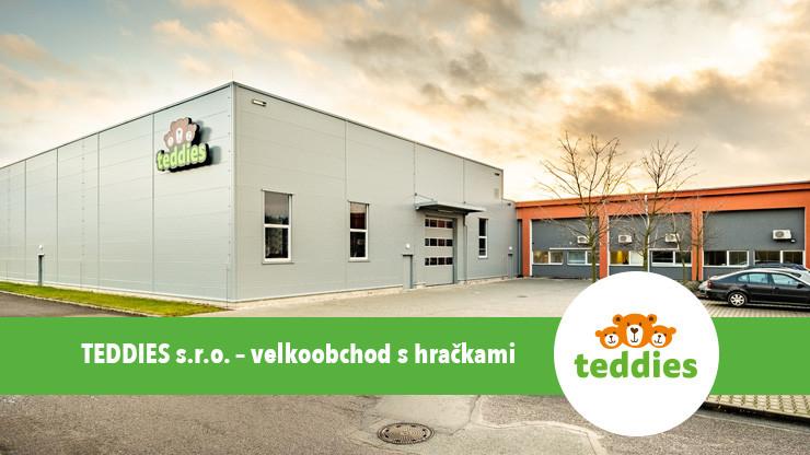 Sídlo společnosti Teddies v Žamberku