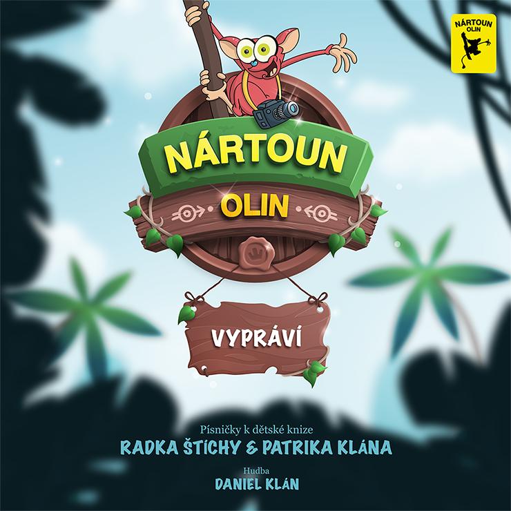 Hudební album Nártoun Olin vypráví
