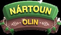 Nártoun Olin vypráví, logo