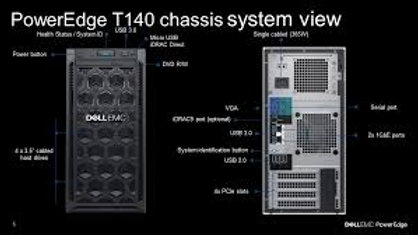 DELL  SERVER TOWER