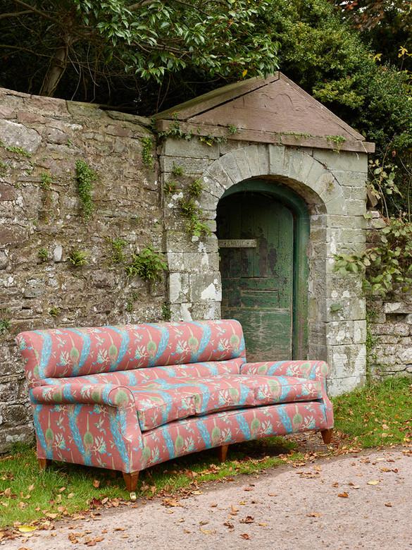 Fabric by Newton Paisley