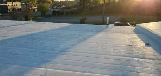 Commercial Roof Quote