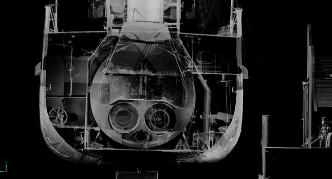 3D S&V Project: SS Robin, London.