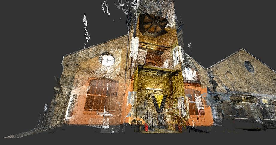 3D Laser Scan Data