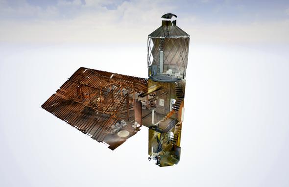 3D S&V Project: Trinity Buoy Wharf