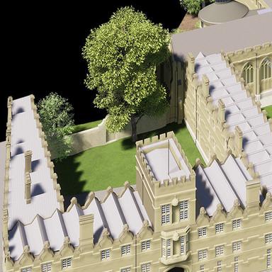 University College, Oxford.