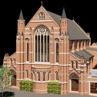 St Barnabas Church, London