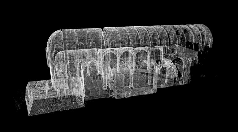 3D S&V Project: St Banabus Church, London.