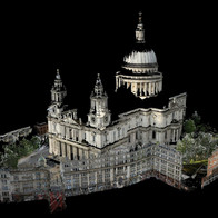 St Pauls Cathedral, London.