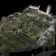 Botanic Gardens, Oxford.