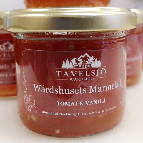 Marmelad - Tomat & vanilj